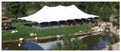 Wedding Rentals in Coeur d'Alene, Hayden ID, Rathdrum ID, Post Falls ID, Spokane WA, Mead WA