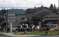 Your local equipment and party rental store in Coeur d'Alene, Hayden ID, Rathdrum ID, Post Falls ID, Spokane WA, Mead WA