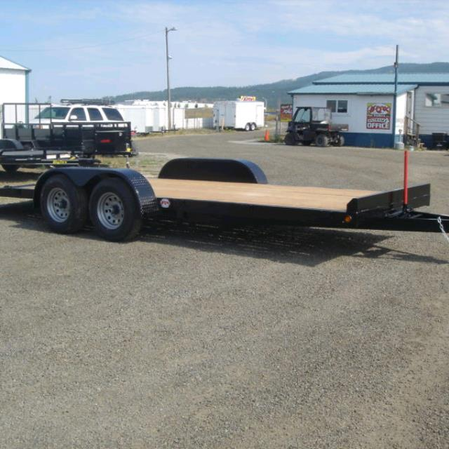 Where to find TRAILER  6  X 16  FLATBED in Hayden
