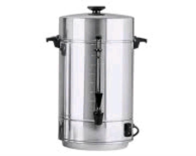 Where to find COFFEE MAKER 100 CUP in Hayden