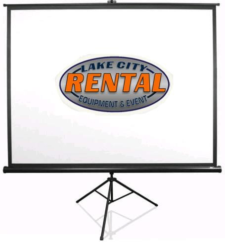 Where to find PROJECTION SCREEN 60  X 60 in Hayden