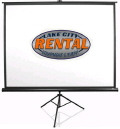 Where to rent PROJECTION SCREEN 60  X 60 in Hayden ID