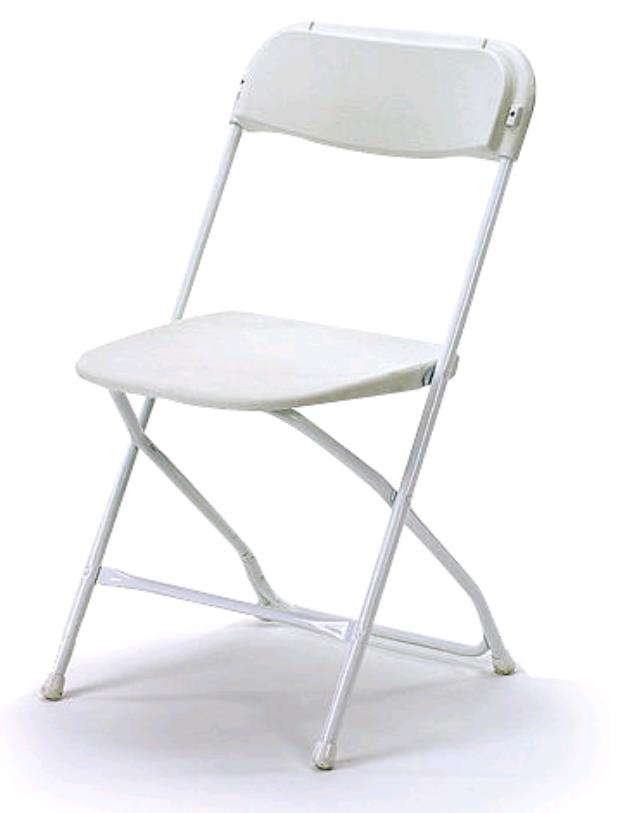 Where to find CHAIR, SAMSONITE WED WHITE in Hayden