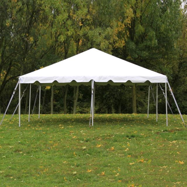 Where to find TENT, FRAME 20  X 20   WHITE in Hayden