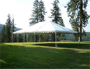 Where to find TENT, FRAME 30  X 40   WHITE in Hayden