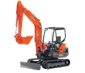 Where to rent EXCAVATOR KX-040   5 TON in Hayden ID