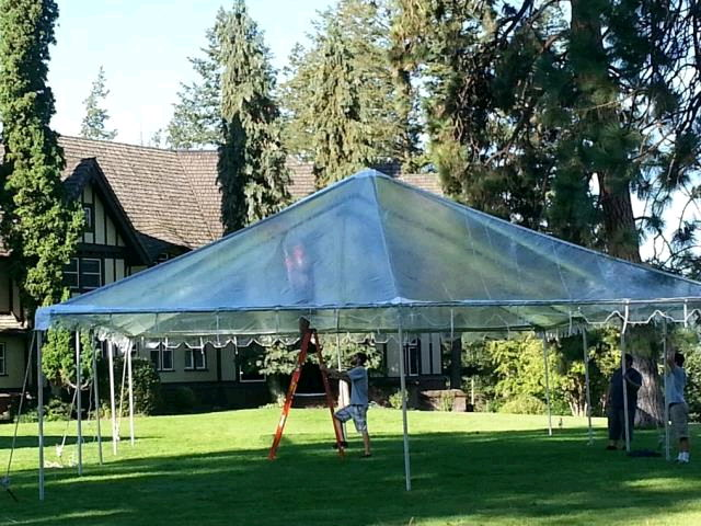 Where to find TENT, FRAME 30  X 40   CLEAR in Hayden