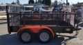 Where to rent TRAILER UTILITY 6 X 10  7000 in Hayden ID