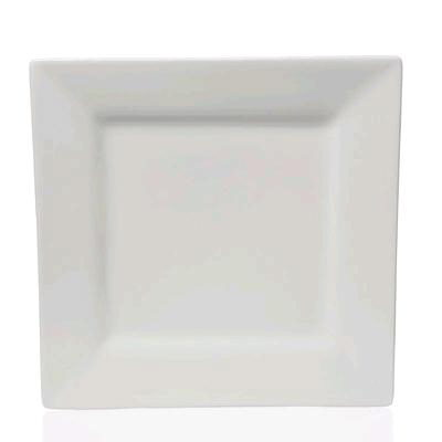 Where to find PLATE, 10  SQUARE WHITE in Hayden