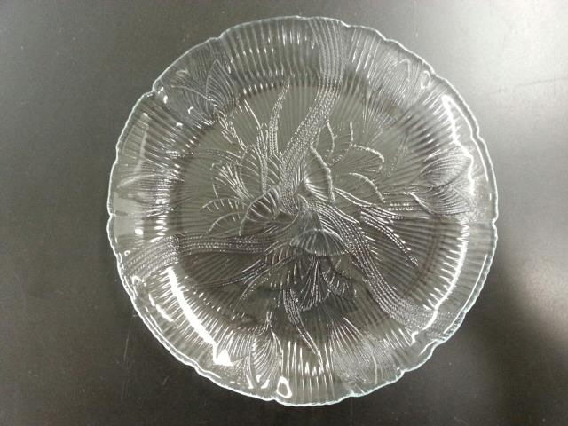Where to find PLATE, 7  CLEAR GLASS in Hayden