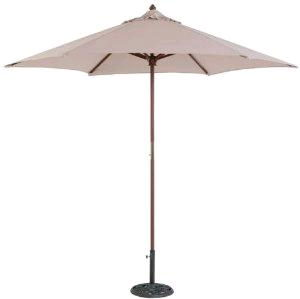 Where to find UMBRELLA   BASE, MARKET BEIGE in Hayden