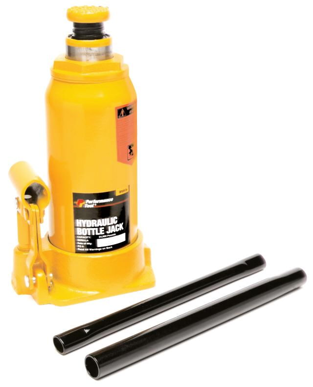Where to find JACK, HYDRAULIC BOTTLE 8 TON in Hayden