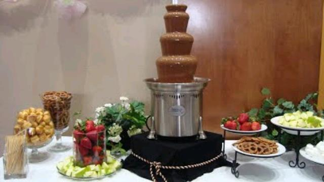 Where to find CHOCOLATE FOUNTAIN in Hayden